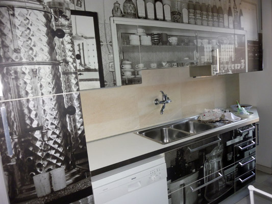 Rivestimento mobili con stampa il blog di minimegaprint for Carta adesiva cucina
