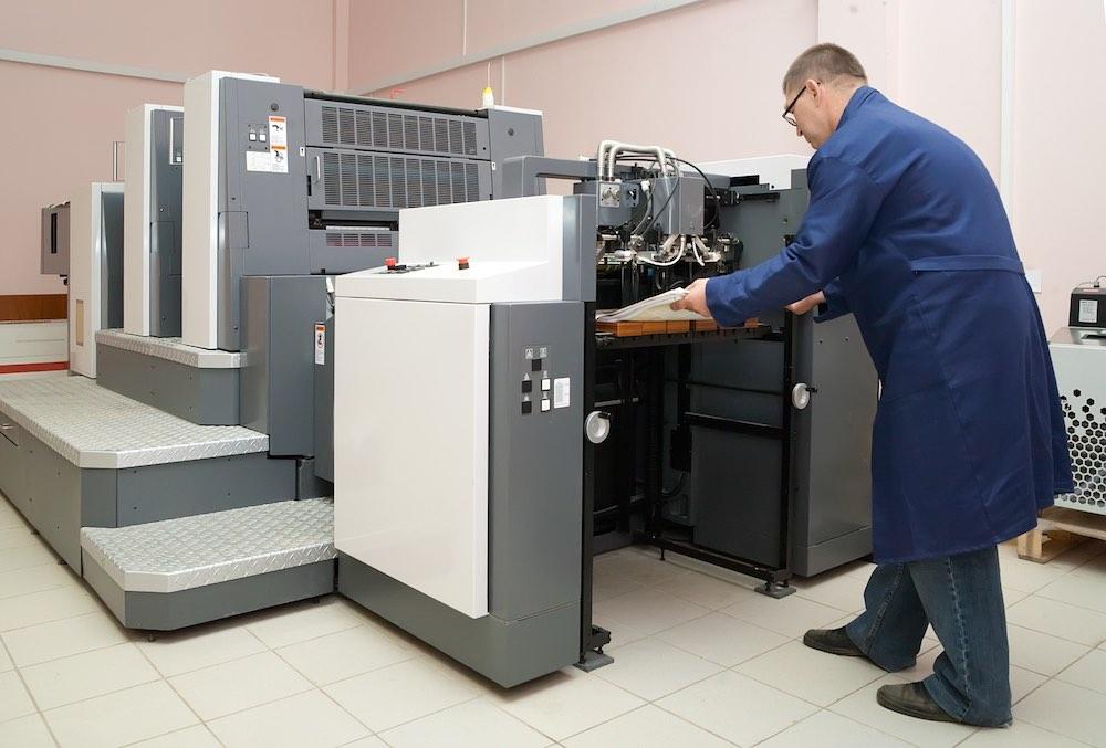 Le tecnologie più innovative per la stampa