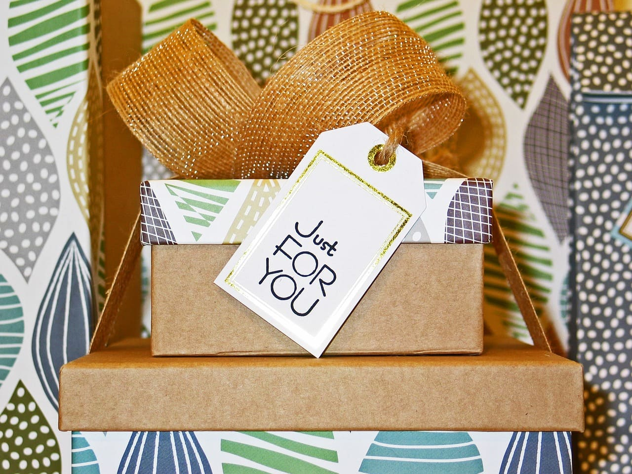 Packaging regalo