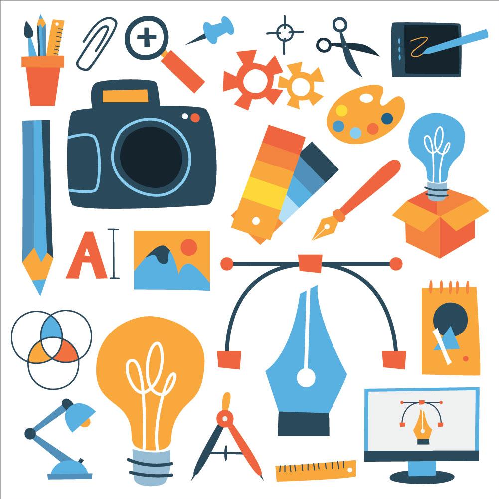 Esempi di design di icone