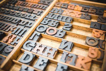 A ognuno il suo: quali font usare in base al progetto (e al formato)